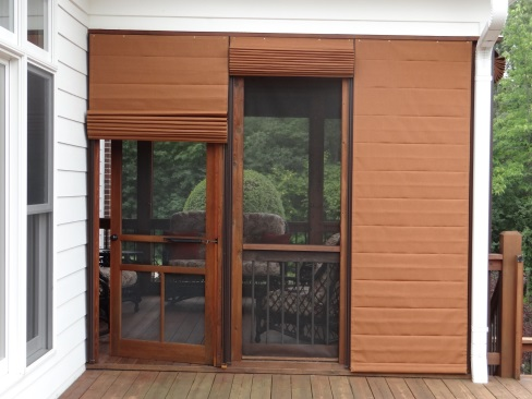 Rain Shades For Screened Porch Tcworks Org